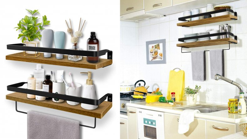 Soraken Floating Shelves