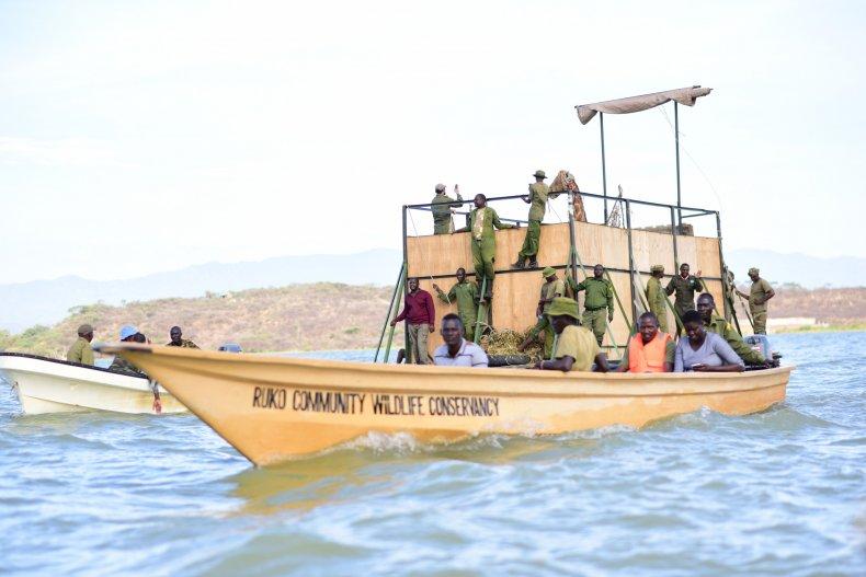 Ruko boat
