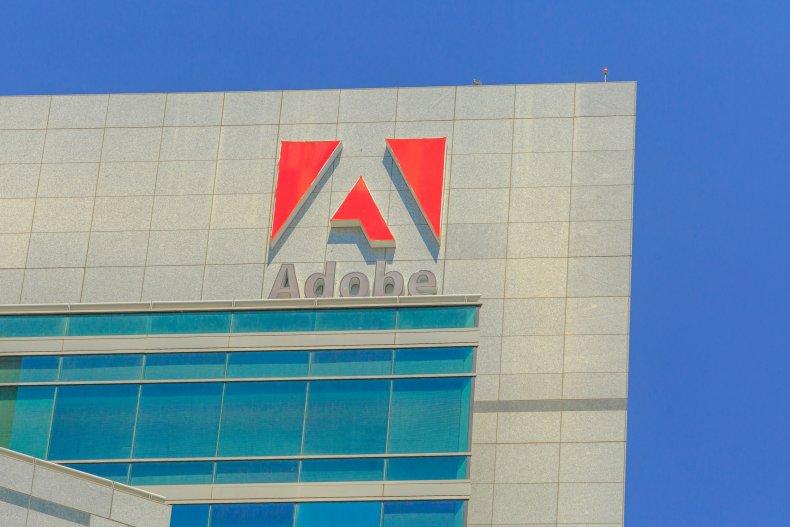 Adobe's headquarters in San Jose, California