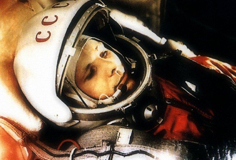 Yuri Gagarin, Russian cosmonaut