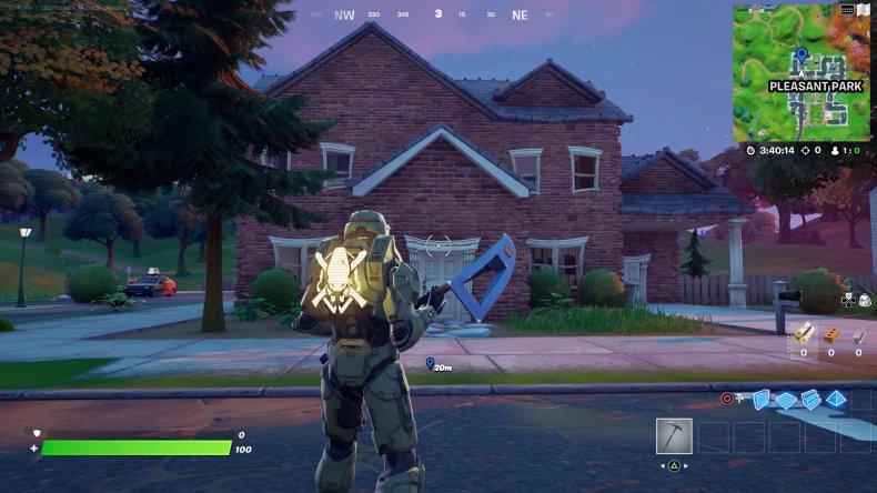 fortnite jonesy locations jonesy the first house