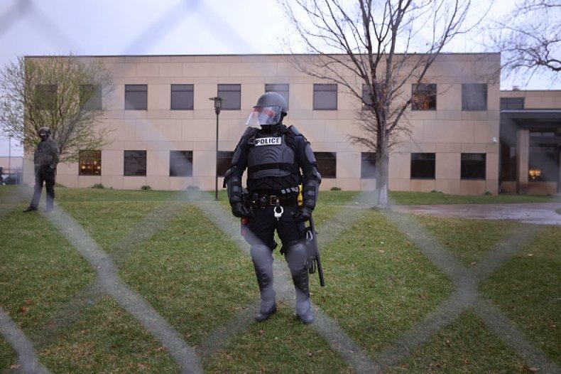Brooklyn Center Police