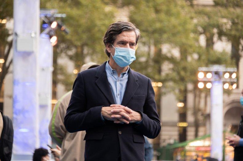 New York State Senator Brad Hoylman