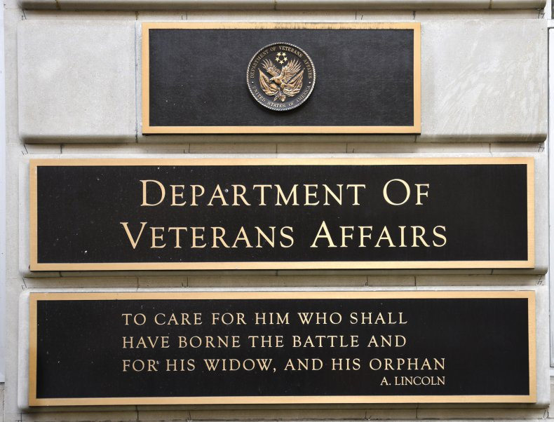 U.S. Department of Veterans Affairs 2018
