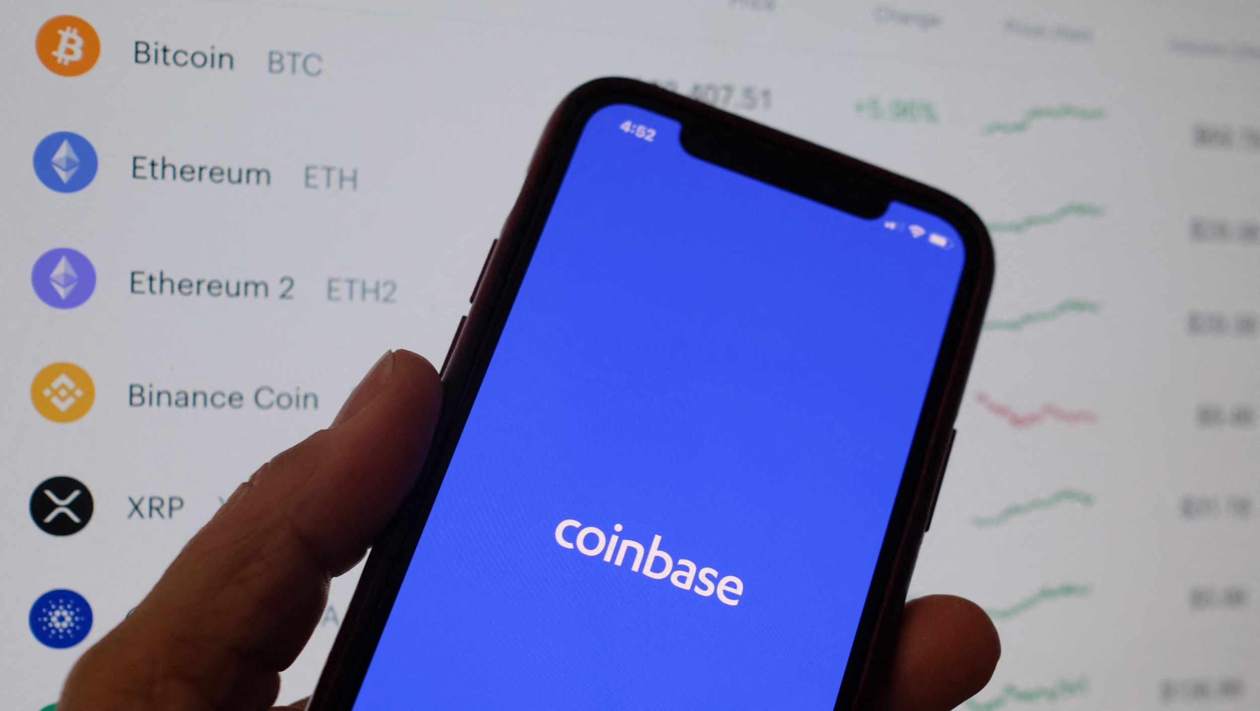 What To Know About Crypto Exchange Coinbase Going Public