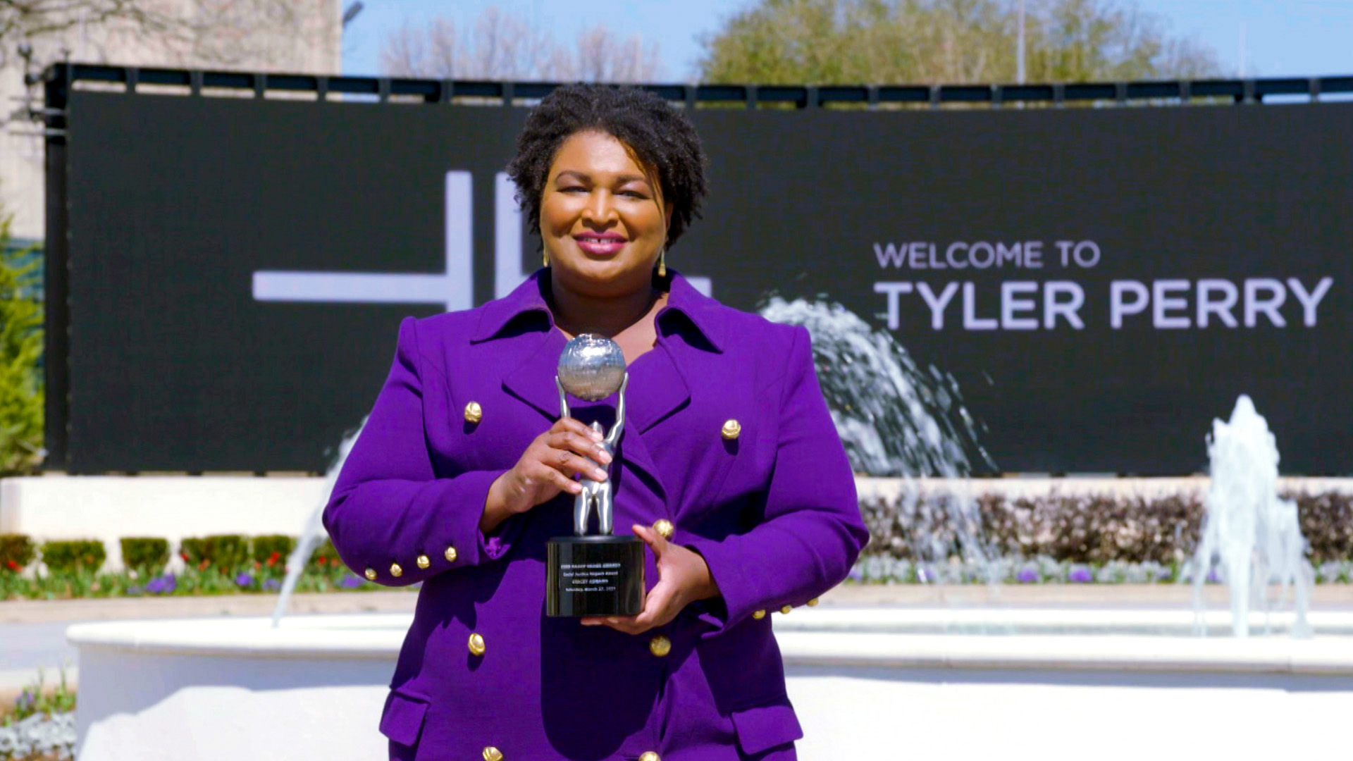 Stacey Abrams' Organization Tells Hollywood To 'Stay and Fight' in Georgia