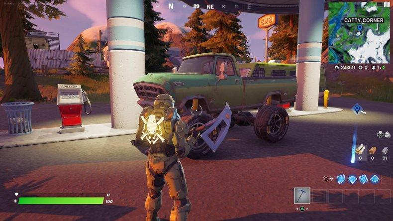 fortnite modifier le gameplay des pneus hors route du véhicule