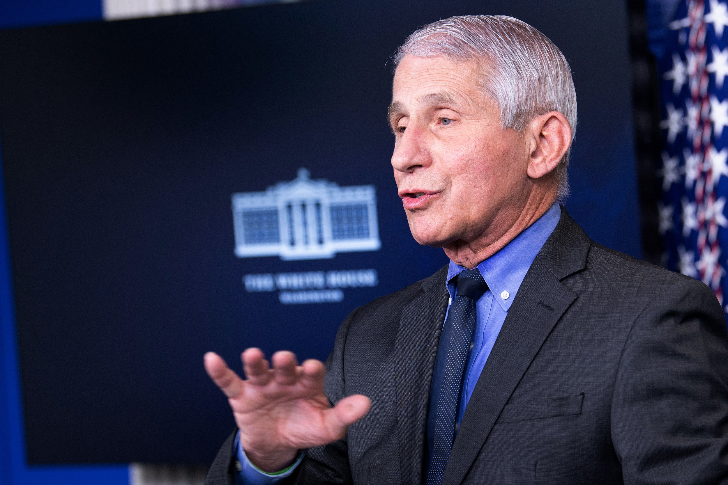 What Dr. Fauci Has Said About Johnson & Johnson Vaccine