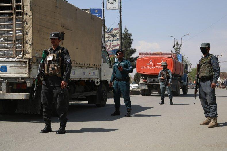 Afghanistan 2021