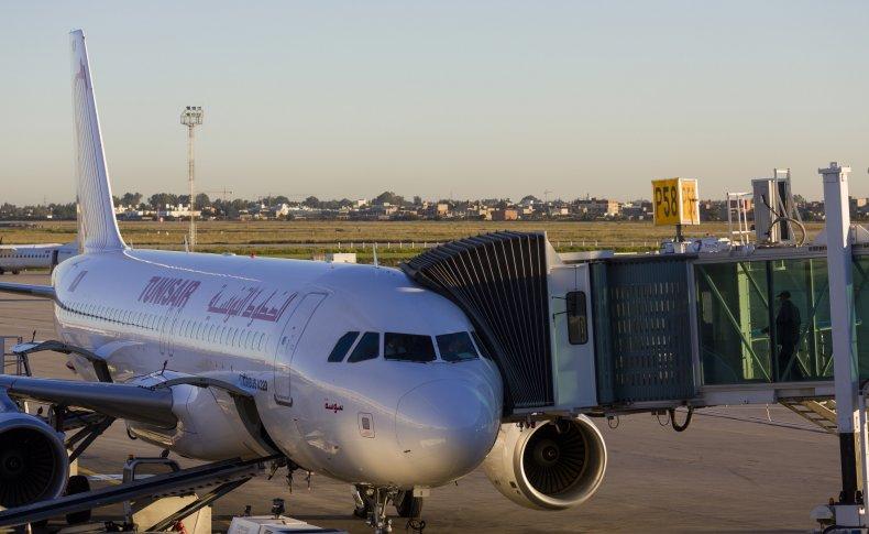 Tunisair Plane