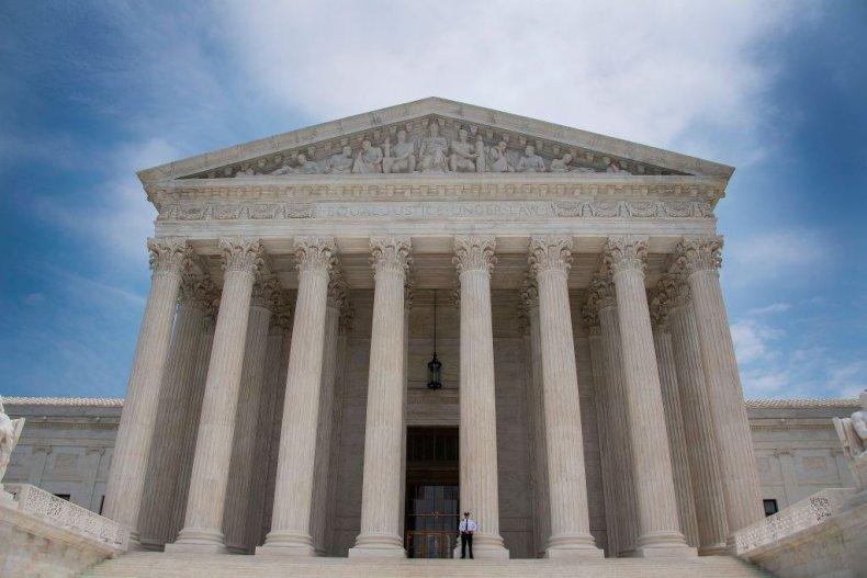 U.S. Supreme Court Washington, D.C.