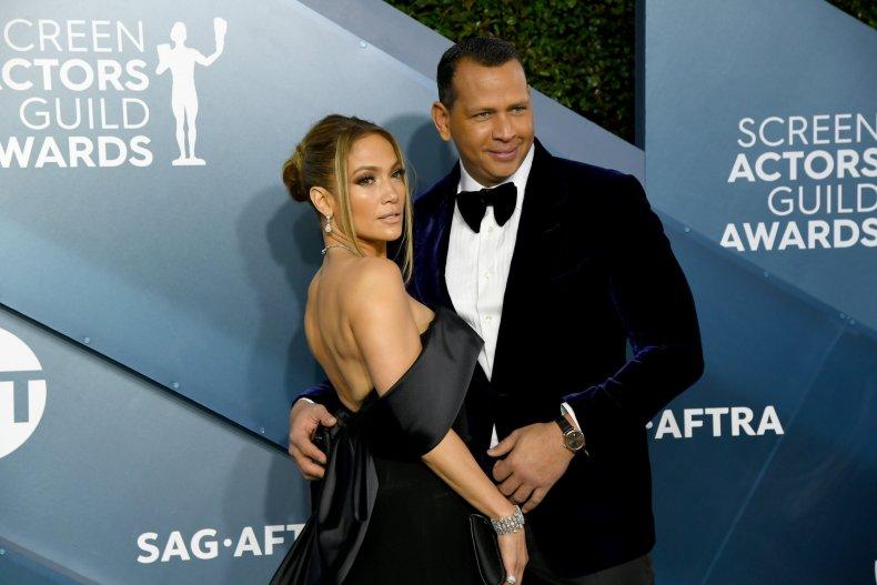 Alex Rodriguez Jennifer Lopez breakup