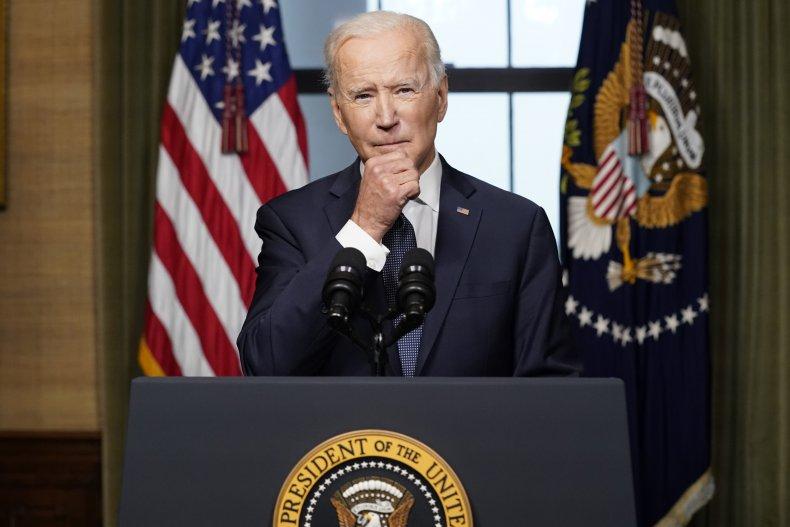 Joe Biden delivers remarks WH 4//14/2021