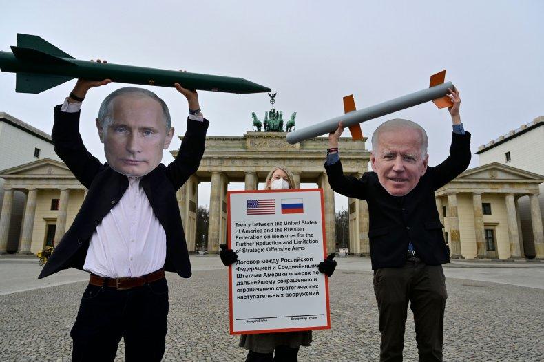 Biden Russia Sanctions Putin