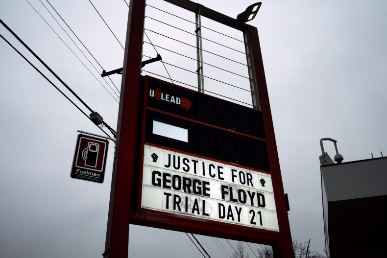 George Floyd trial minnesota