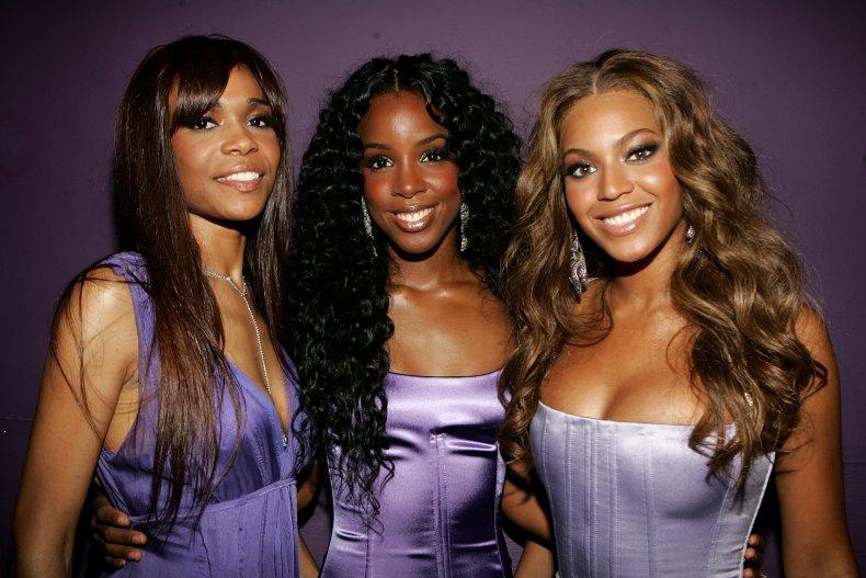 Destiny's Child at BET Awards