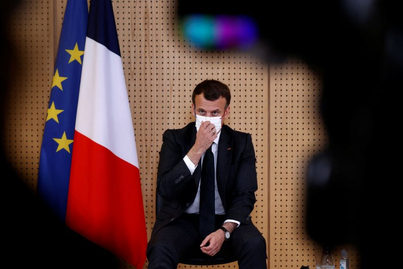 France COVID-19 Deaths