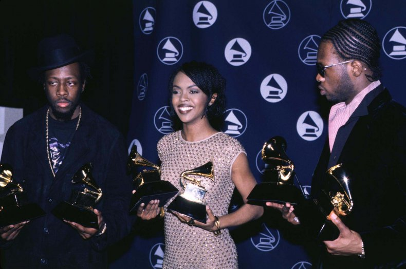 The Fugees at the Grammys