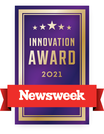 Newsweek innovation badge