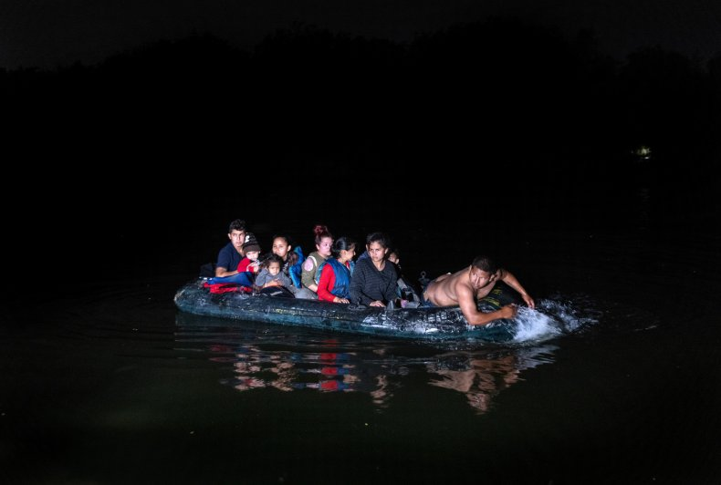 children at the border