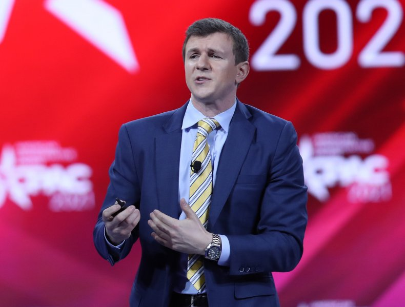 James O'Keefe Project Veritas Twitter Ban Lawsuit