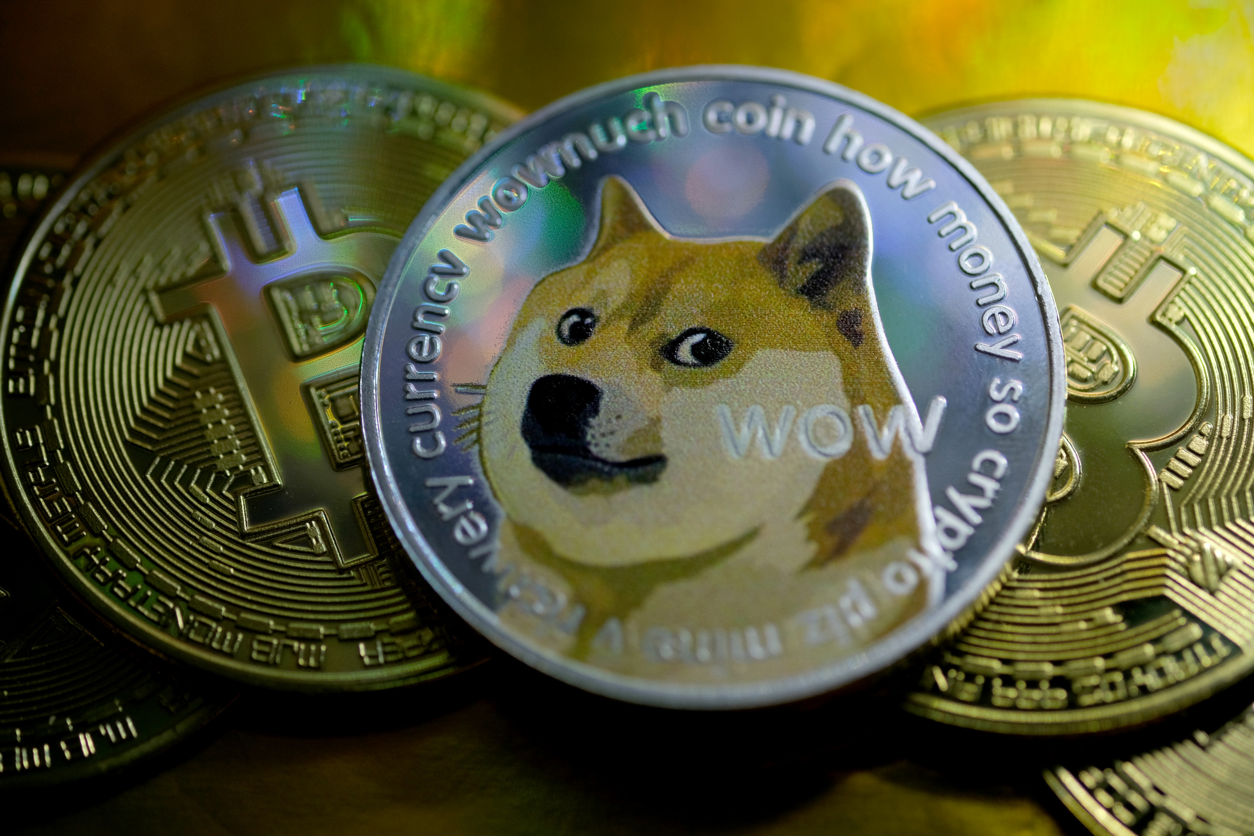 Dogecoin Price Surge Sparks Wave of Memes as Investors Celebrate Spike