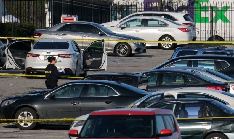 FedEx Indianapolis Shooting