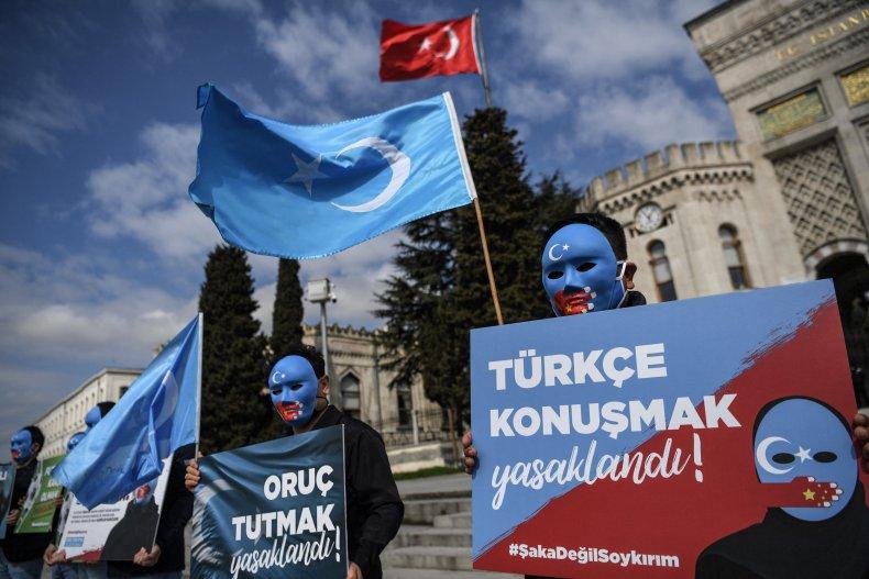 China Uyghurs Human Rights