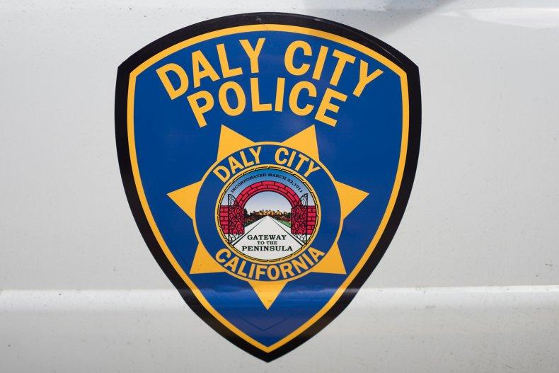 Daly City Police logo California 2017