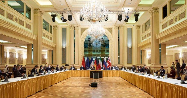 Iran nuclear talks in Vienna in April