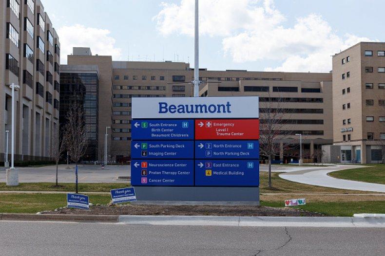 Beaumont Hospital