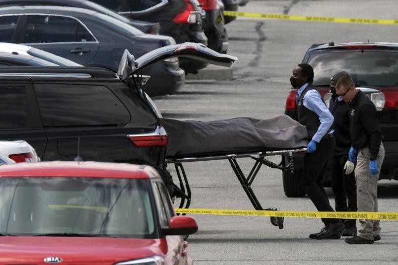 Indianapolis Indiana FedEx mass shooting victims names