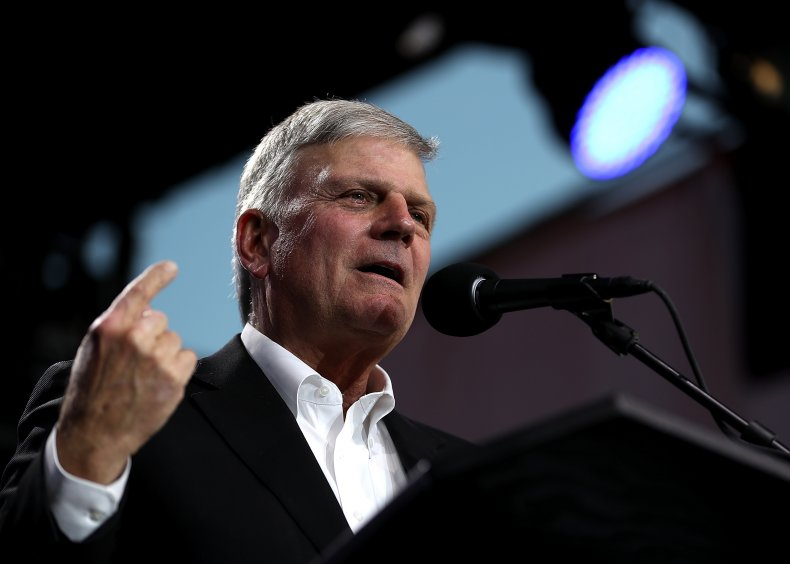Evangelical Leader Franklin Graham