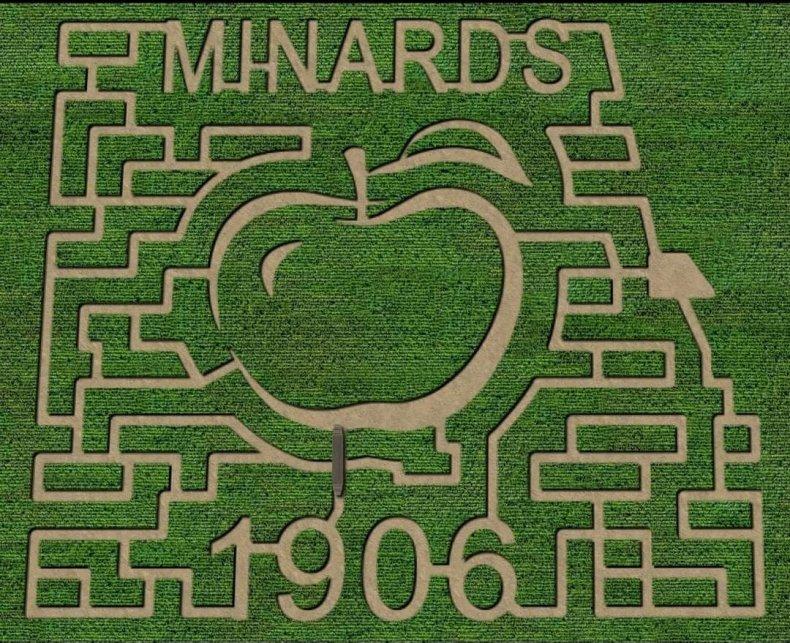 Minard's Family Farm 1906