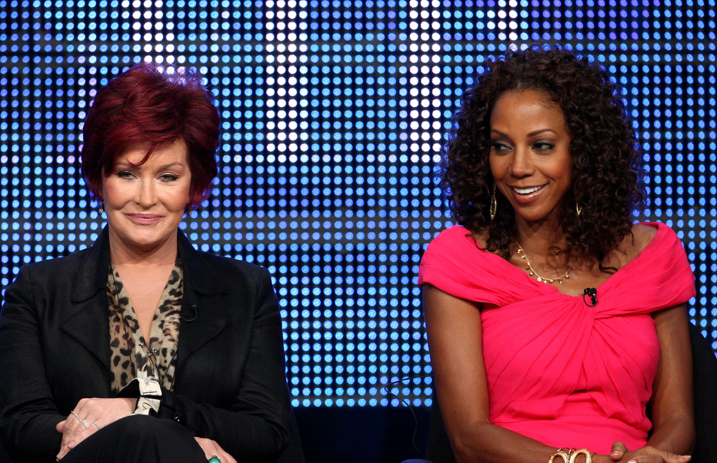 Holly Robinson Peete Fires Back at Ex 'The Talk' Co-Host Sharon Osbourne
