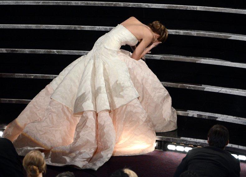 Jennifer Lawrence oscars