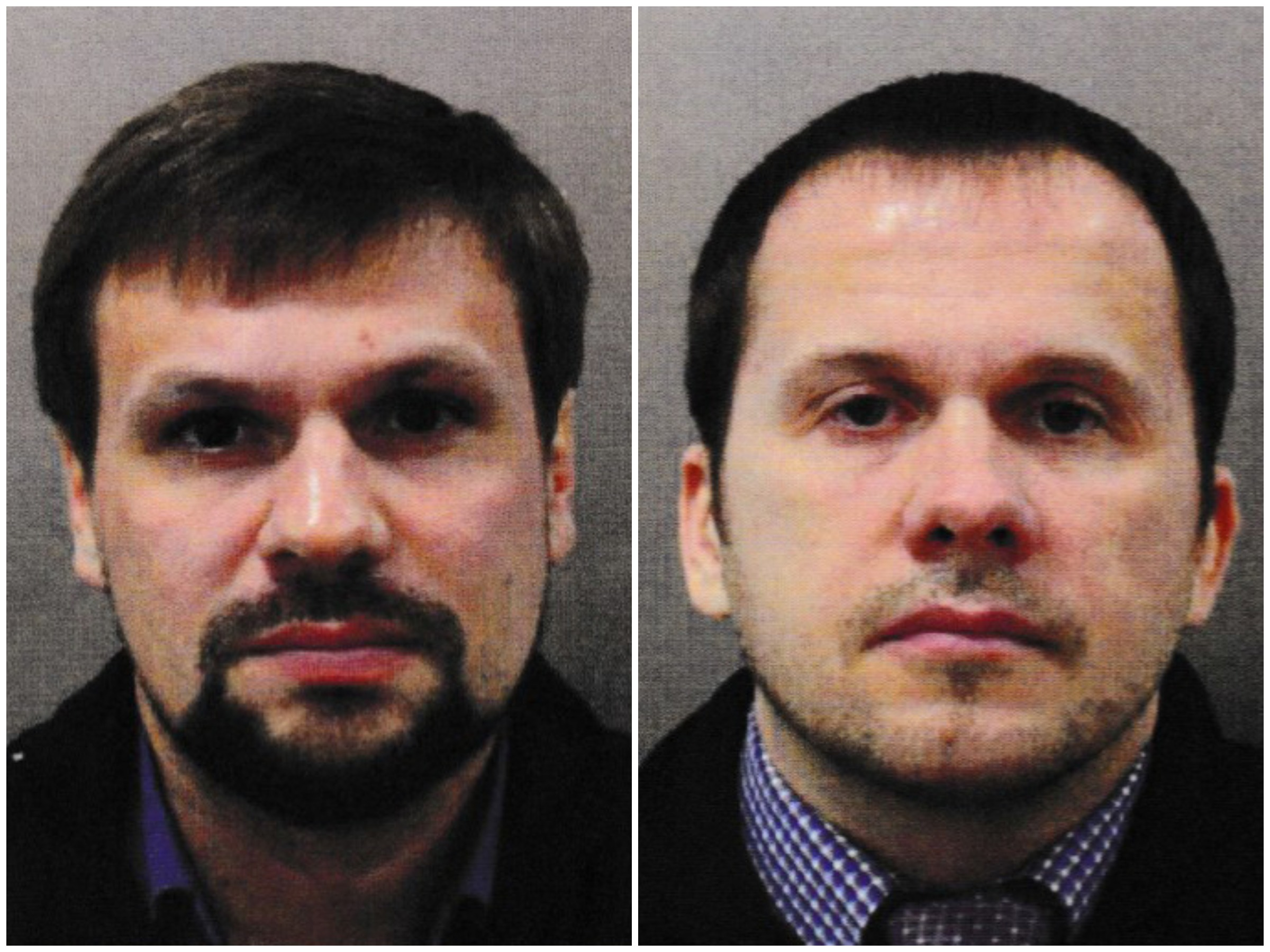 Russian Duo Wanted Over Double Agent Poisoning Are Linked to Explosion