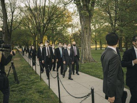 Prime Minister of Japan Suga's US visit