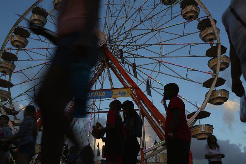 Ferris Wheel Miami-Dade County