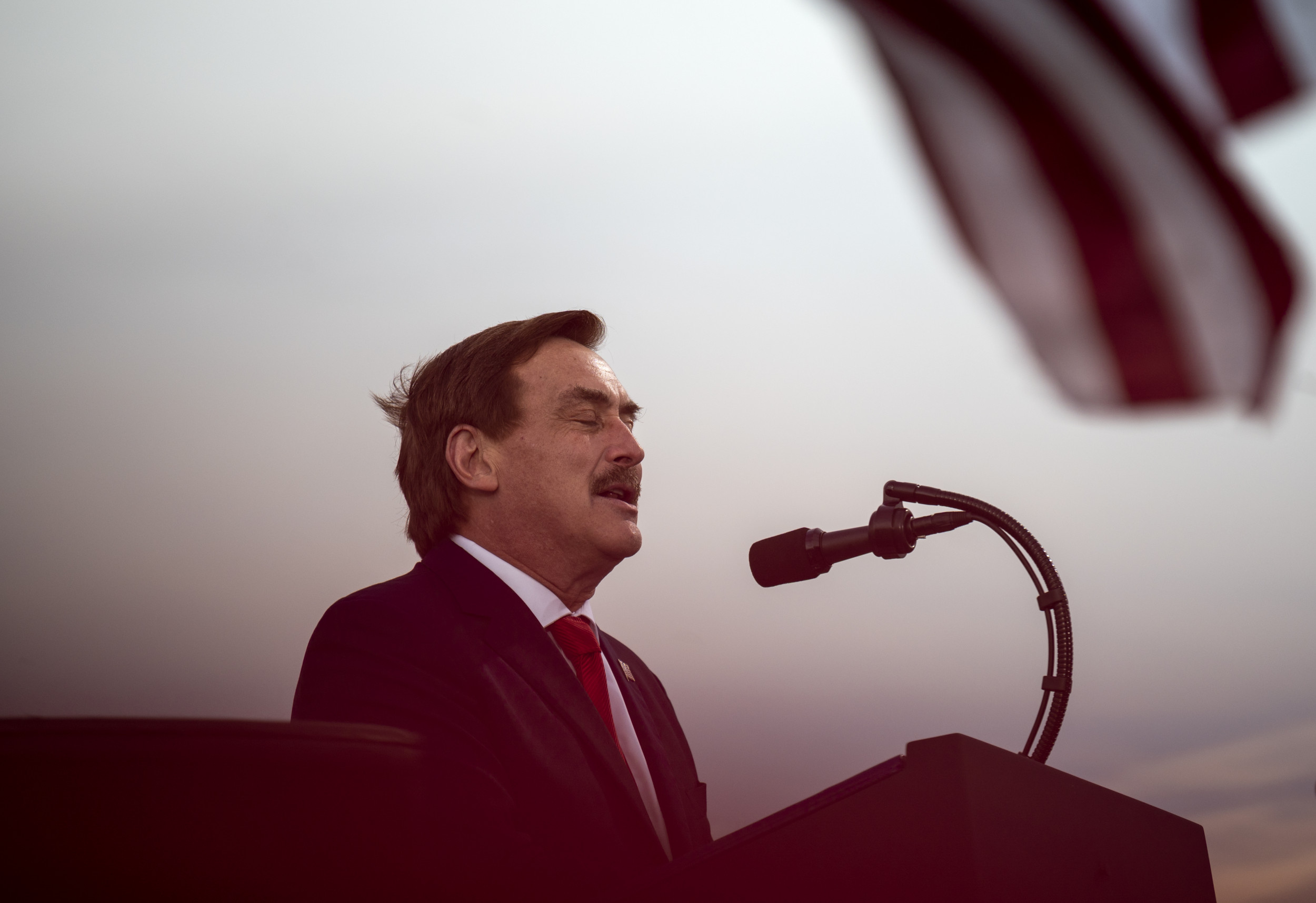 Mike Lindell's Platform Frank to Launch With 'Historical Announcement'