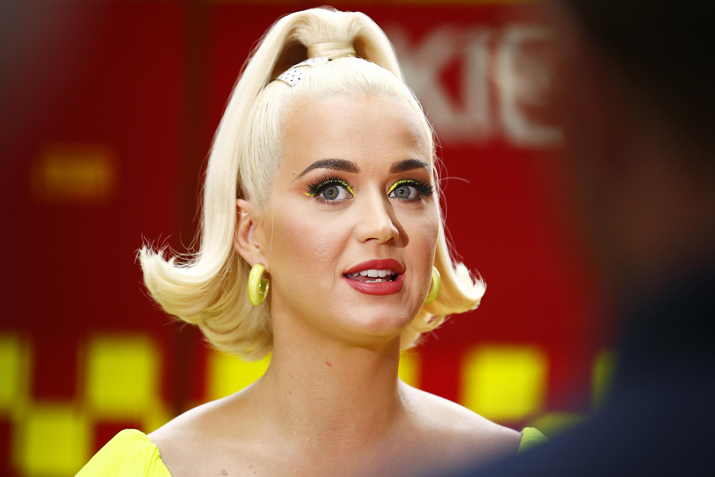 Katy Perry Reveals 'Wonk Eye' Details on 'American Idol'