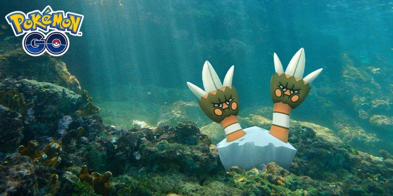 pokemon go sustainability week 2021 event binacle