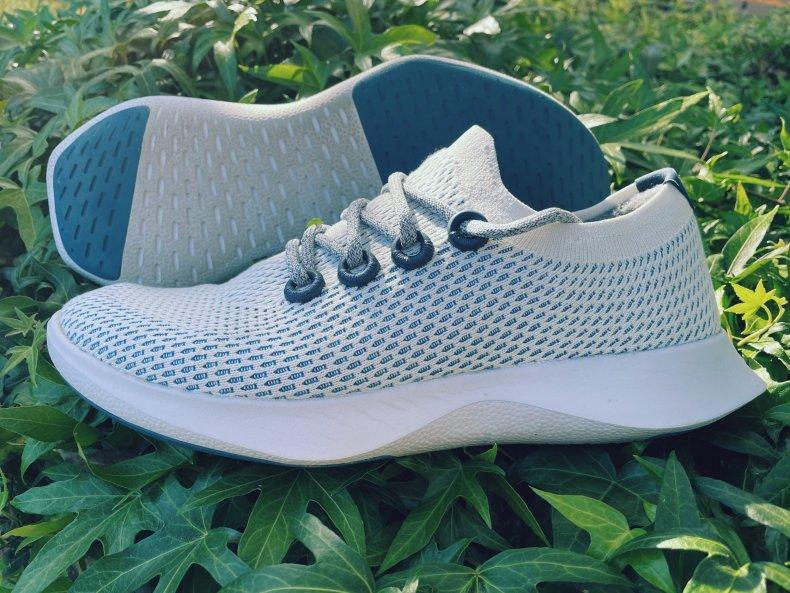 Allbirds Tree Dashers running shoes