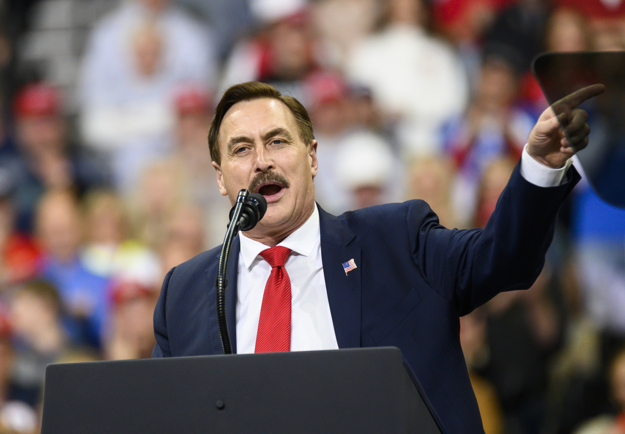 Mike Lindell Wants to Take $1.6Bn Dominion Counter-Suit to Supreme Court