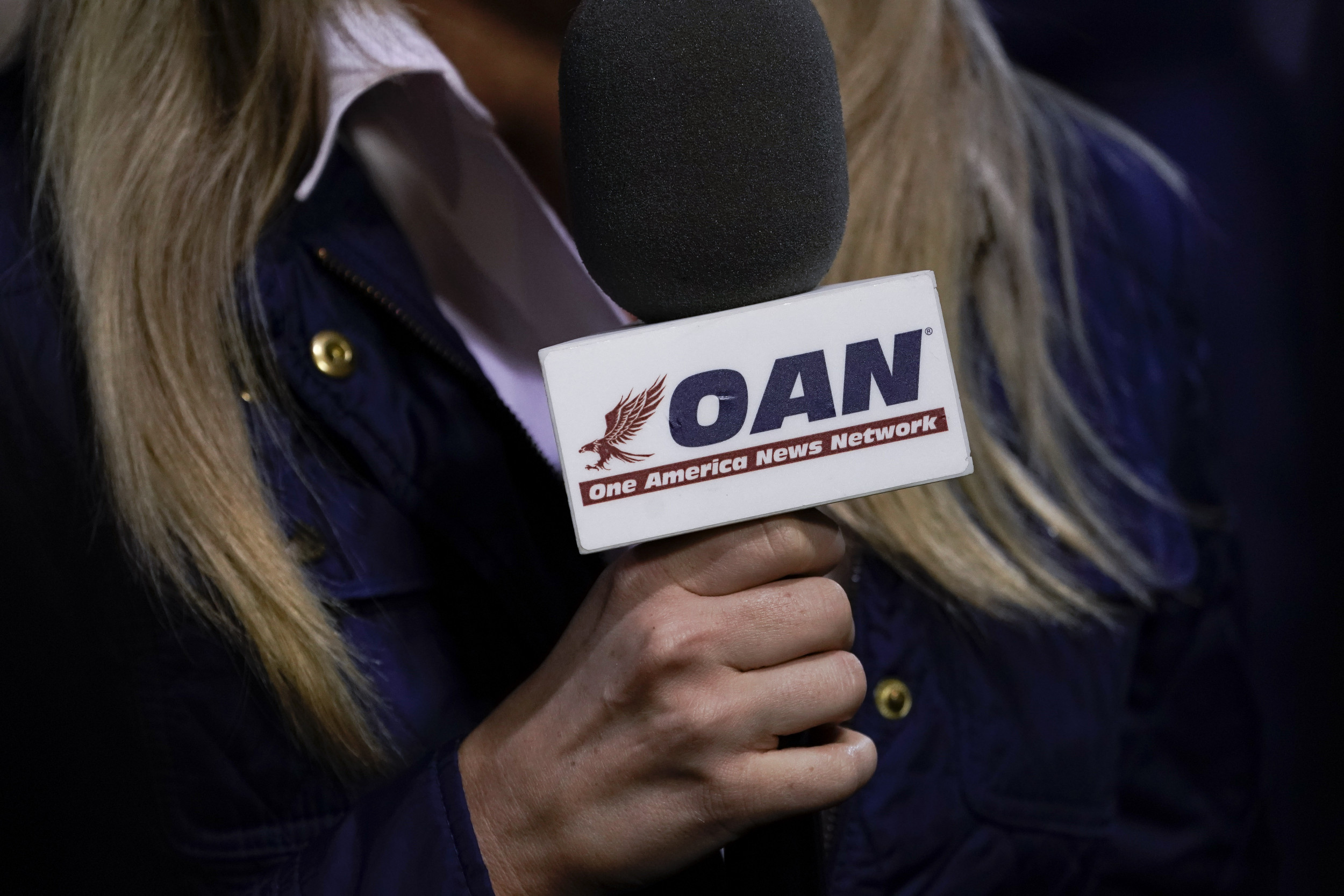 OAN Fires Producer After He Said Staff Doesn't Think Many Stories Are True