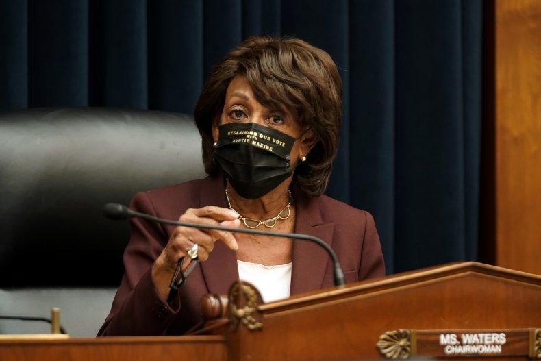 Maxine Waters in Congress