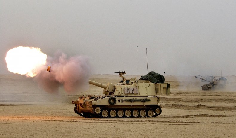 Biden Sells Self-Propelled Howitzers to Taiwan