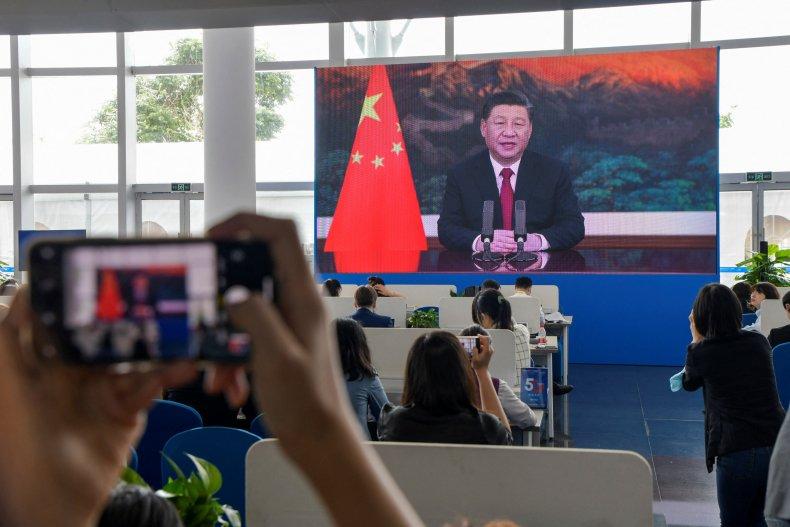 Xi Jinping Addresses Boao Economic Forum