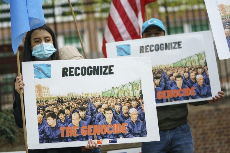 China Xinjiang Abuses
