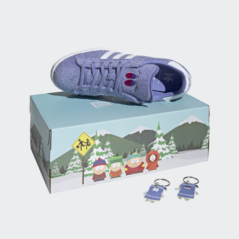 Adidas x South Park Towelie Shoes Selling for Hundreds on eBay and StockX